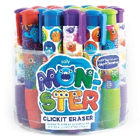 Click it erasers monsters