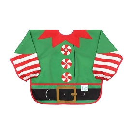Bumkins costume sleeved bib – elf