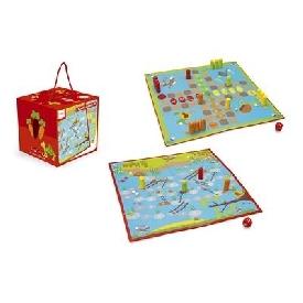 เกมกระดาน - สวนหลังบ้าน