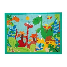 Puzzle dino world 40pcs