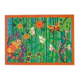 Puzzle crazy jungle 200 pcs