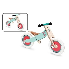 Balance bike big - butterflies