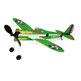 Wind-up plane army