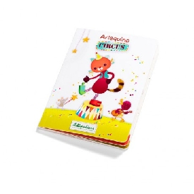 Circus Multi-Combinations Book