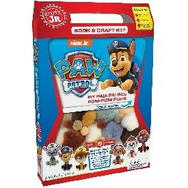Klutz jr - my paw patrol pom pom pups