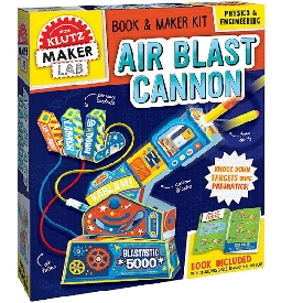 Air blast cannon