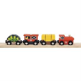 Mentari Farm Train