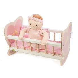 เตียงนอนตุ๊กตาคุณหนู