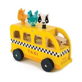 รถแท๊กซี่สัตว์น้อย
