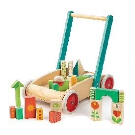 Baby block walker