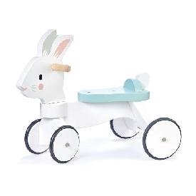 รถไม้กระต่ายแสนน่ารัก