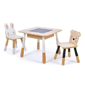 Forest Table and Chair