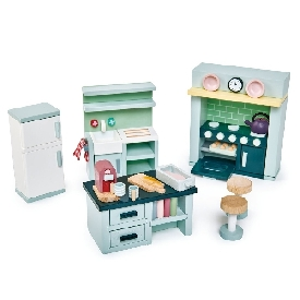 Dovetail kitchen set