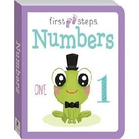 หนังสือเรียนรู้ตัวเลข