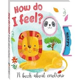 หนัังสือเรียนรู้คำศัพท์เรื่อง อารมณ์ต่างๆ