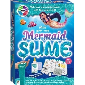 Make your own mermaid slime