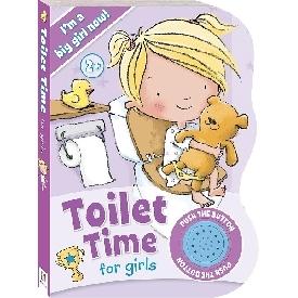 หนังสือเสียง - การใช้ห้องน้ำของเด็กผู้หญิง