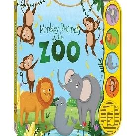 หนังสือเสียง - ตามหาเจ้าลิงน้อย