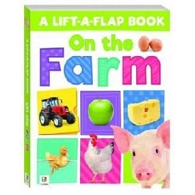Lift-a-flap: on the farm