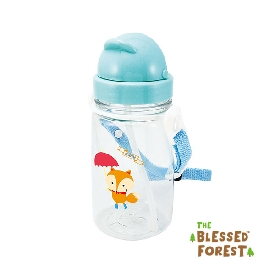 Tritan kids water bottle sliding - top 360ml