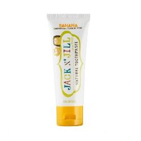 Jack n' jill natural toothpaste – banana