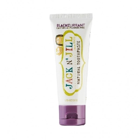Jack n' jill natural toothpaste – blackcurrant