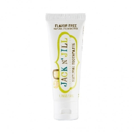 Jack n' jill natural toothpaste – flavor free