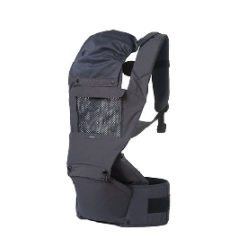 Ecleve pulse line carrier - charcoal gray
