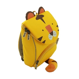 Tom backpack with safety strap