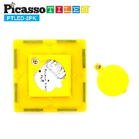 Picasso tiles - 2 piece led tiles