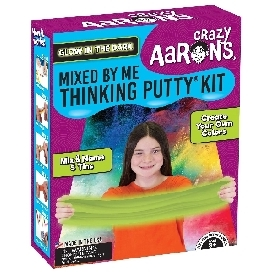 THINKING PUTTY: MIXED BY ME KIT-GLOW IN THE DARKS