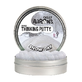 THINKING PUTTY: WINTER2018 - Snow Day 4
