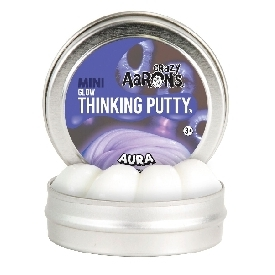 Thinking putty: glow in the dark-aura 2