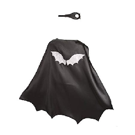 Dreamy dress-ups cape +mask : bat boy