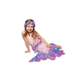 Dreamy fins  mermaid tail - pink