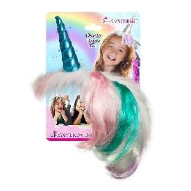Dreamycorn Turquoise with Multi Mane