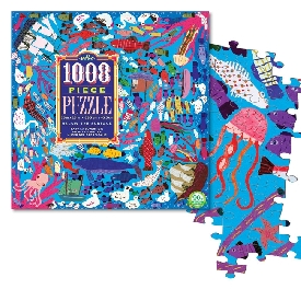 Below the surface 1008pc puzzle
