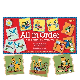 All in order game