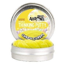 Thinking putty: easter - cheep cheep (sparkle) 2