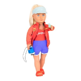 Lifeguard Doll - Seabrook