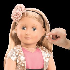 Jewelery doll audra