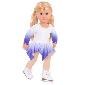 ตุ๊กตา - เคทลินน์ พร้อมหนังสือ