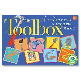 Eeboo - เกมความจำ จับคู่เครื่องมือ