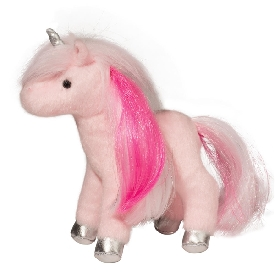 Ava pink mini unicorn doll