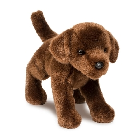 C.C. Bean Chocolate Lab Doll