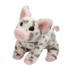 Pauline spotted pig doll (small)