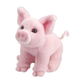 ตุ๊กตาหมูเบทิน่าสีชมพู