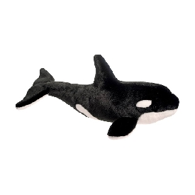 Balena orca whale doll