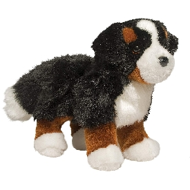 Stevie bernese mountain dog doll