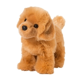 Chap Golden Retriever Doll